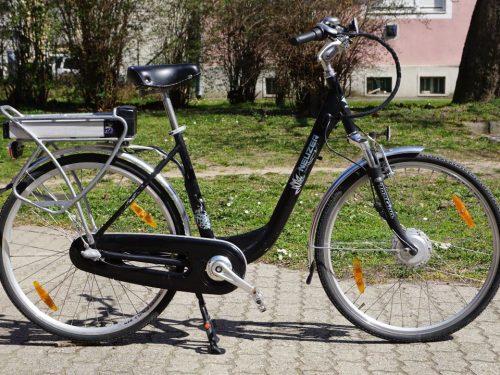 Neuzer 4000 elektr női city kerékpár