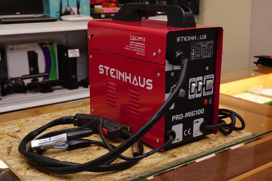 Steinhaus PRO-MIG100 MIG hegesztőgép