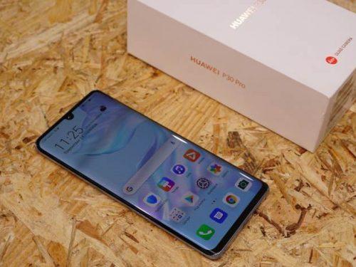 Huawei P30 Pro okostelefon