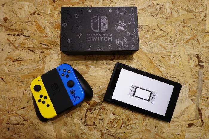 Nintendo Switch játékkonzol