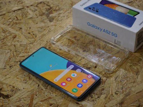 Samsung Galaxy A52 5G 128GB okostelefon
