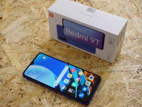 Xiaomi Redmi 9T okostelefon