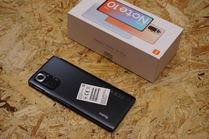 Xiaomi Redmi Note 10 Pro okostelefon