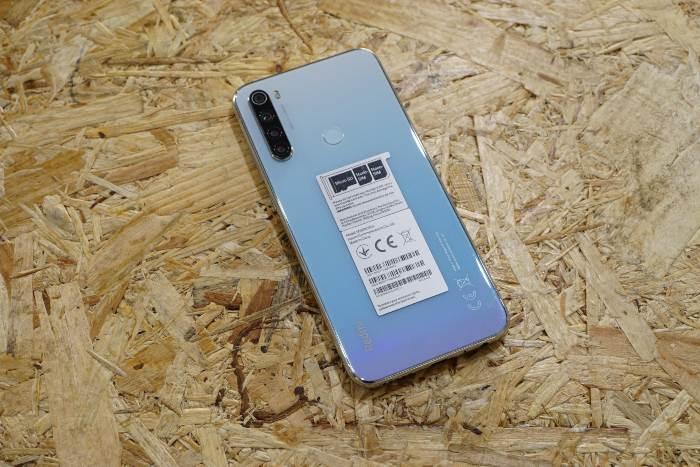 Xiaomi Redmi Note 8T okostelefon