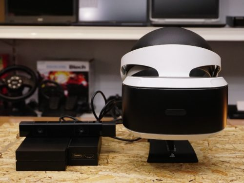 Sony PS4 VR headset